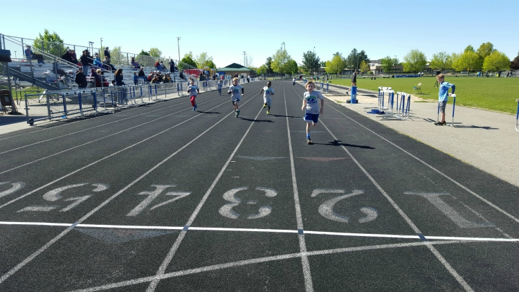 Boise Parks and Recreation Track Meet | City of Boise